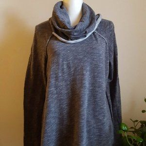 Free People Gray Sweater